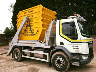 Skip Hire Stoke on Trent and Newcastle under Lyme